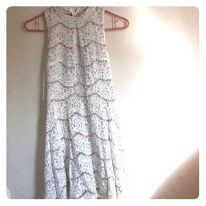Dresses & Skirts - BAIGE FLOWER DRESS